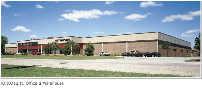 40,900 sq. ft. Office and Warehouse