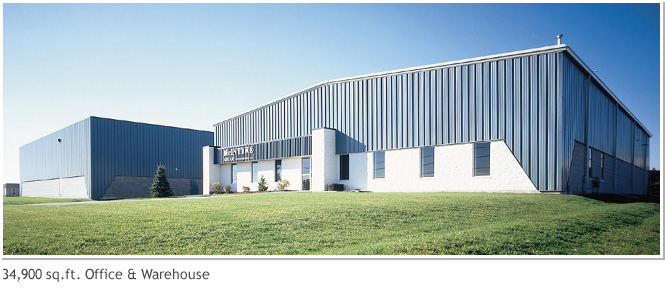 34,900 sq. ft. Office and Warehouse